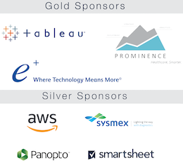 Thank you to our Sharecase sponsors!